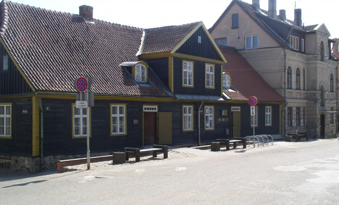 The Historical Centre Of Kuldiga