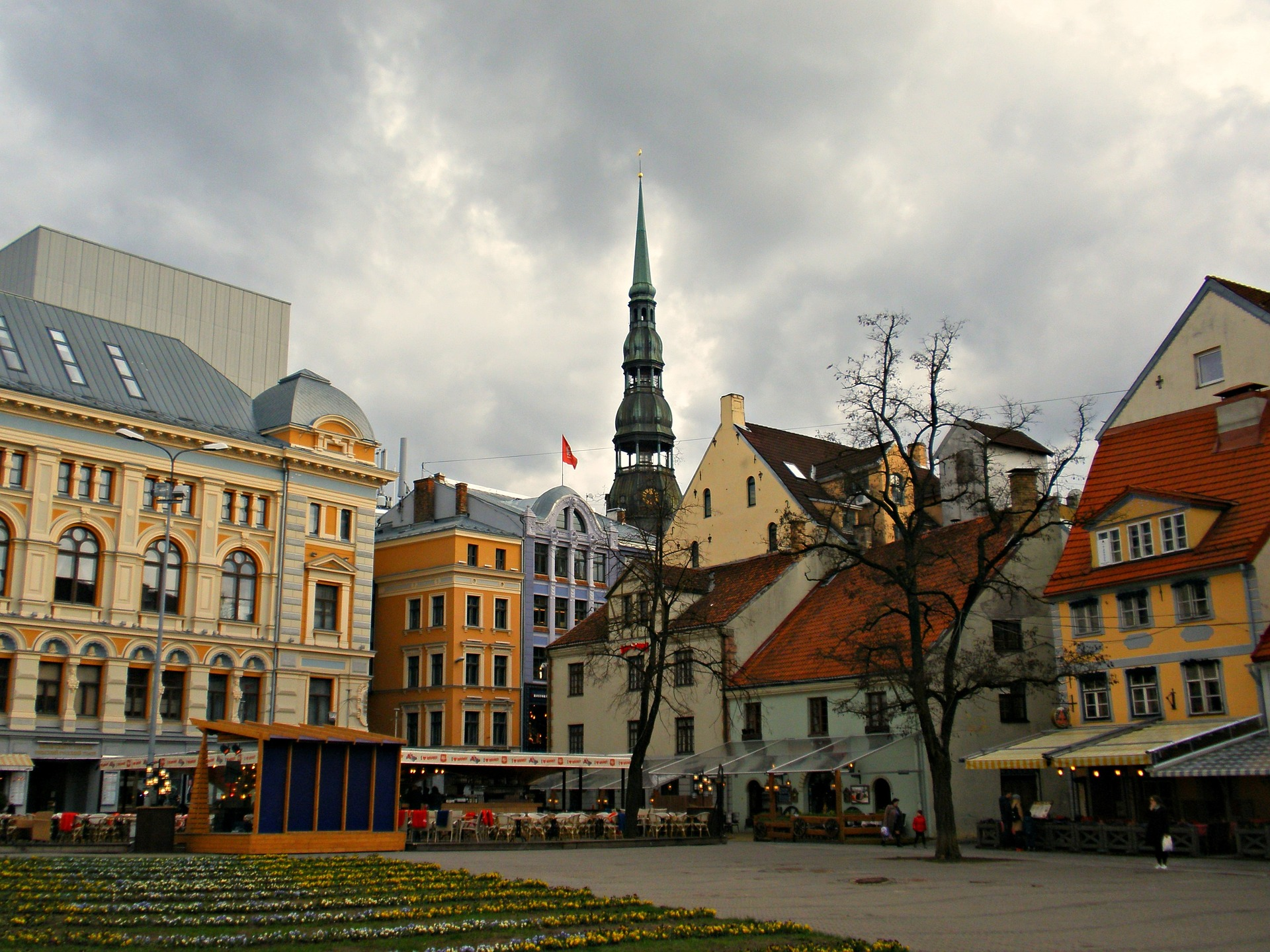 Easter In Riga Tour (4* Hotels)