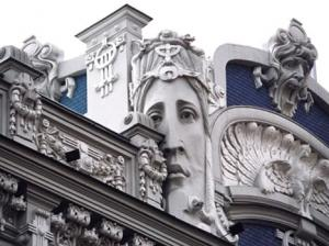 Riga Art Nouveau Tour Packages