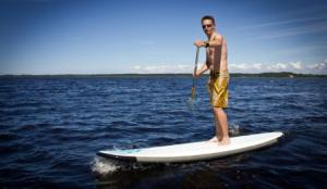 Stand Up Paddling Tour Packages