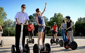 Segway Tour Packages