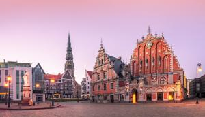 Easter In Riga Tour (3* Hotels)